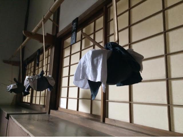 Oryoki Bowls Hanging