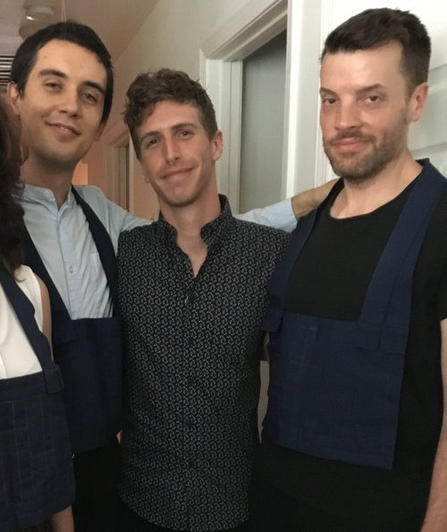 Sam Hagar, Danny, Judson
