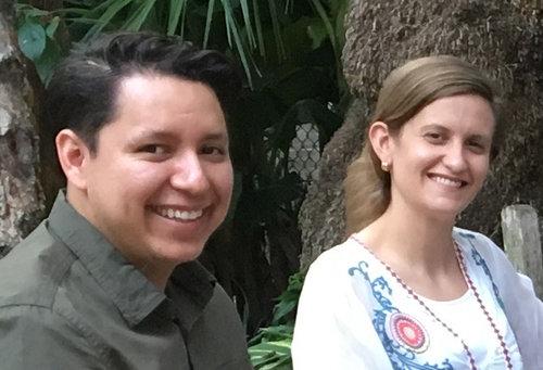 Daniel Salazar & Laura Hopps