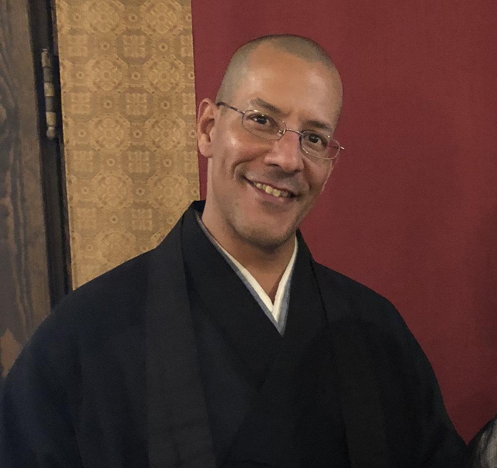 Rev. Gyōzan Royce Johnson