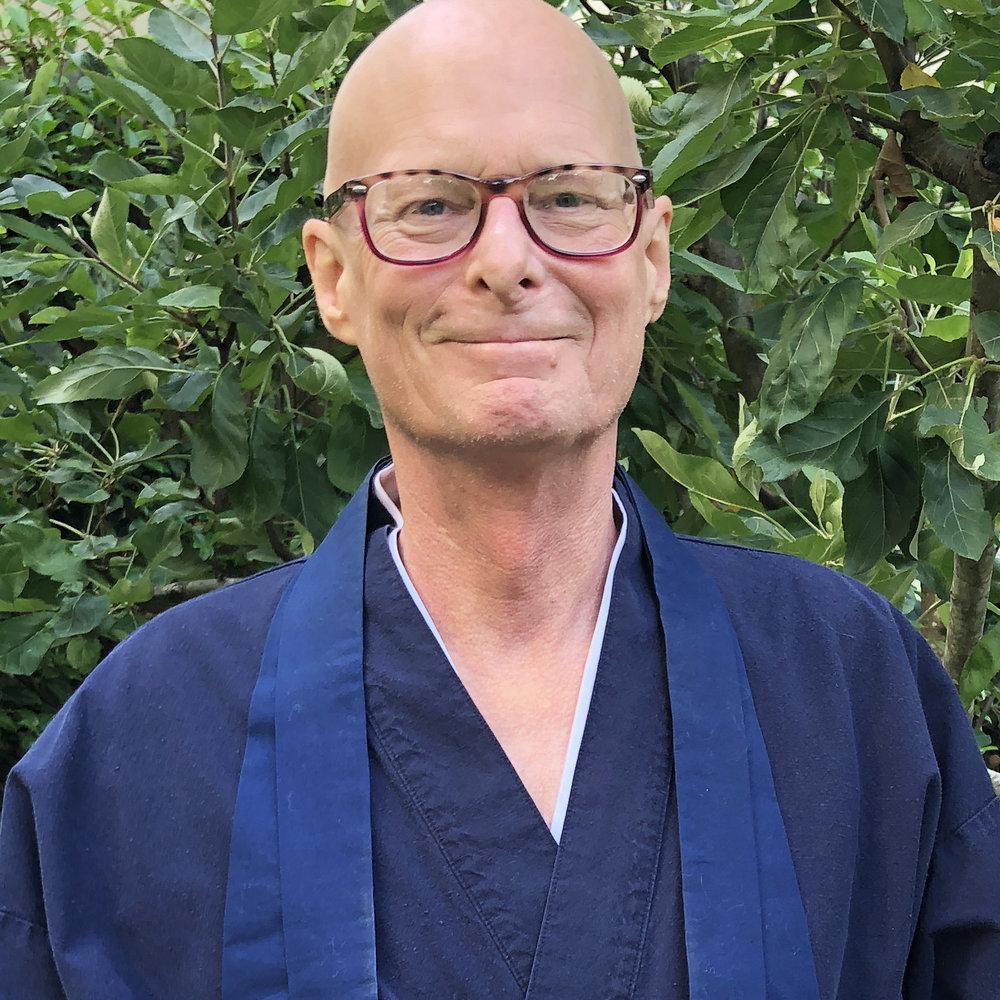 Shoho Koji,  Hearing the Dharma - Steadfast Compassion,  Terry Andrews