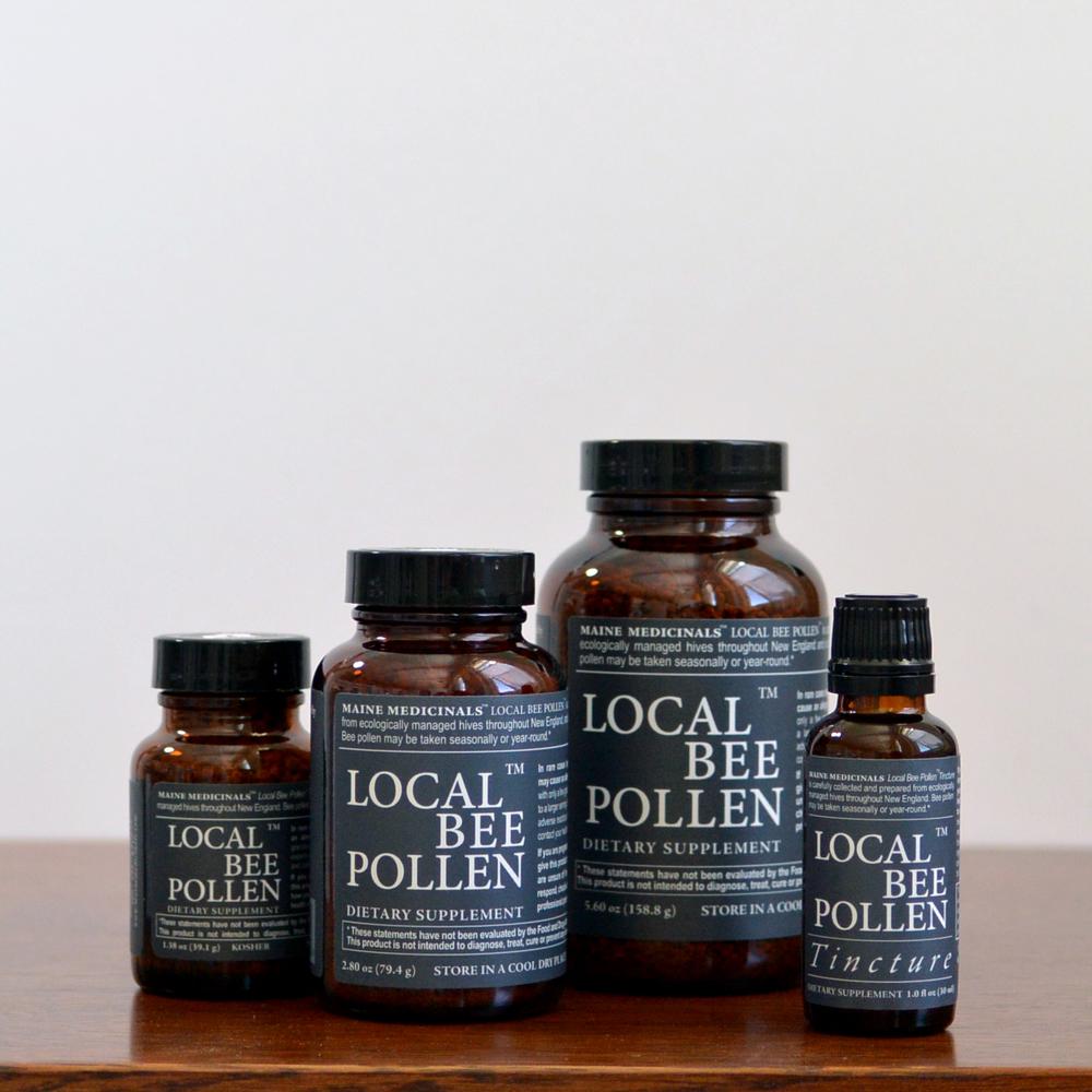 Local Bee Pollen  Seasonal Support*  $11.95 - $34.95
