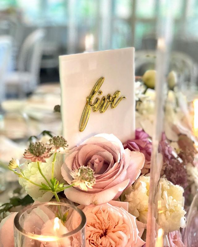 Some more magical-ness from the weekend 😍💍💕 Custom laser cut table numbers . . . Concept and styling @kiera_blanden_events_styling  Table numbers @bluebellestudio Flowers @studiobotanic Hire furniture @modernparty  Venue @botanicweddings . . #bluebellestudio #contactus #weddingseason #openforbusiness #weddinginvitationsadelaide #weddingstationery #graphicdesigner #tablenumbers #lasercut #weddinginspo #adelaideweddings #weddingssa #thethreewilliams