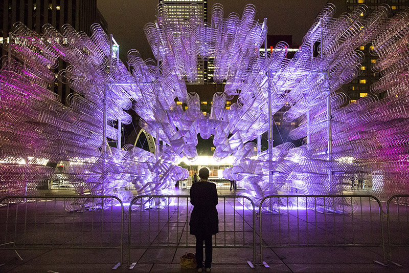 Ai Weiwei's Forever Bicycles   CLICK THE PHOTO TO SEE MORE!