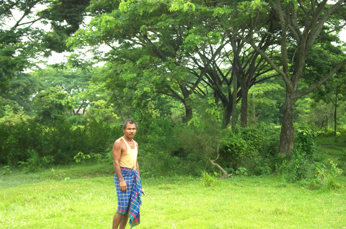 "Jadav Payeng, the ""Forest Man of India."""