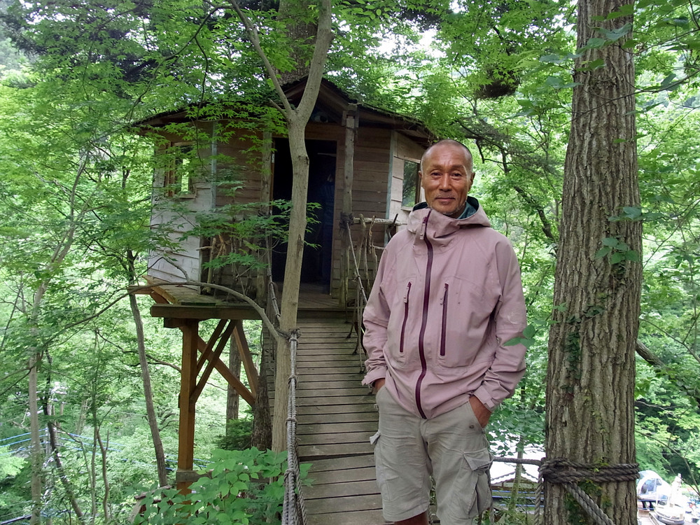 TREEHOUSE MASTER (slideshow)