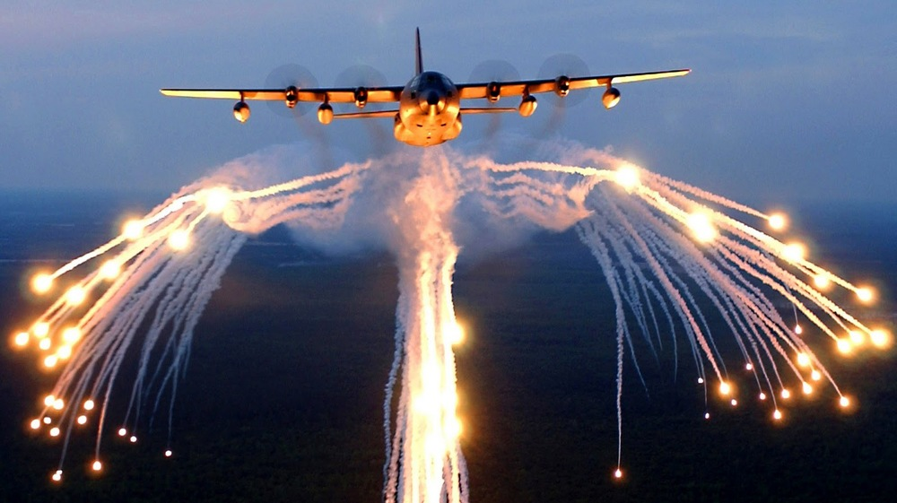 MILITARY PLANES COULD DROP TREES NOT BOMBS (idea)