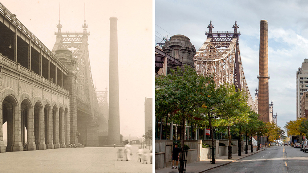 NYC BEFORE AND AFTER (photos/article)