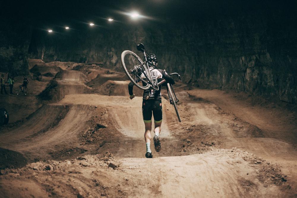 MEGA CAVERN - UNDERGROUND BICYCLE PLAYGROUND (film)