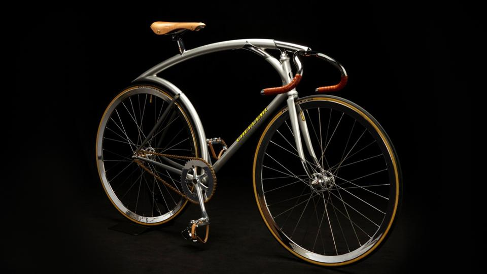 10 MOST BEAUTIFUL BICYCLES (slideshow)