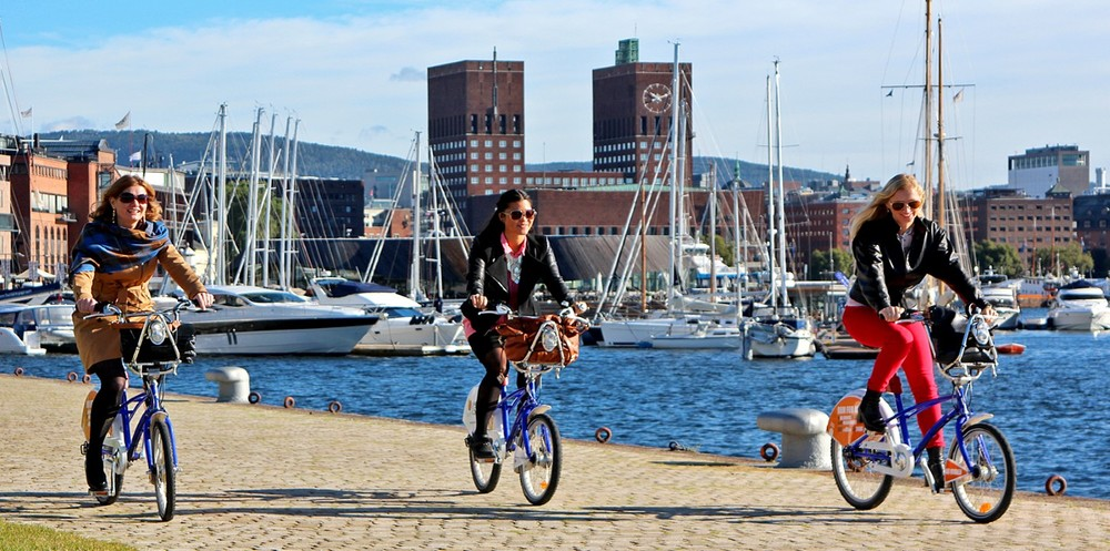 OSLO BANS CARS (article)