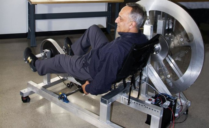 PEDAL POWER (article/video)