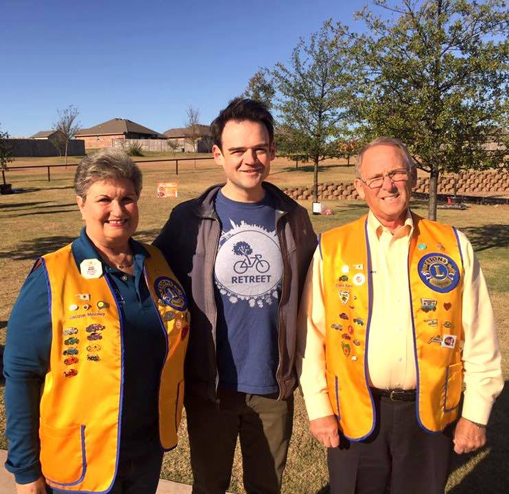 LIONS CLUB INTERNATIONAL FUNDED OKC RETREET II