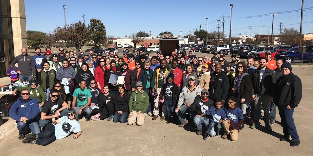 ROWLETT RETREET II PLANTING GROUP