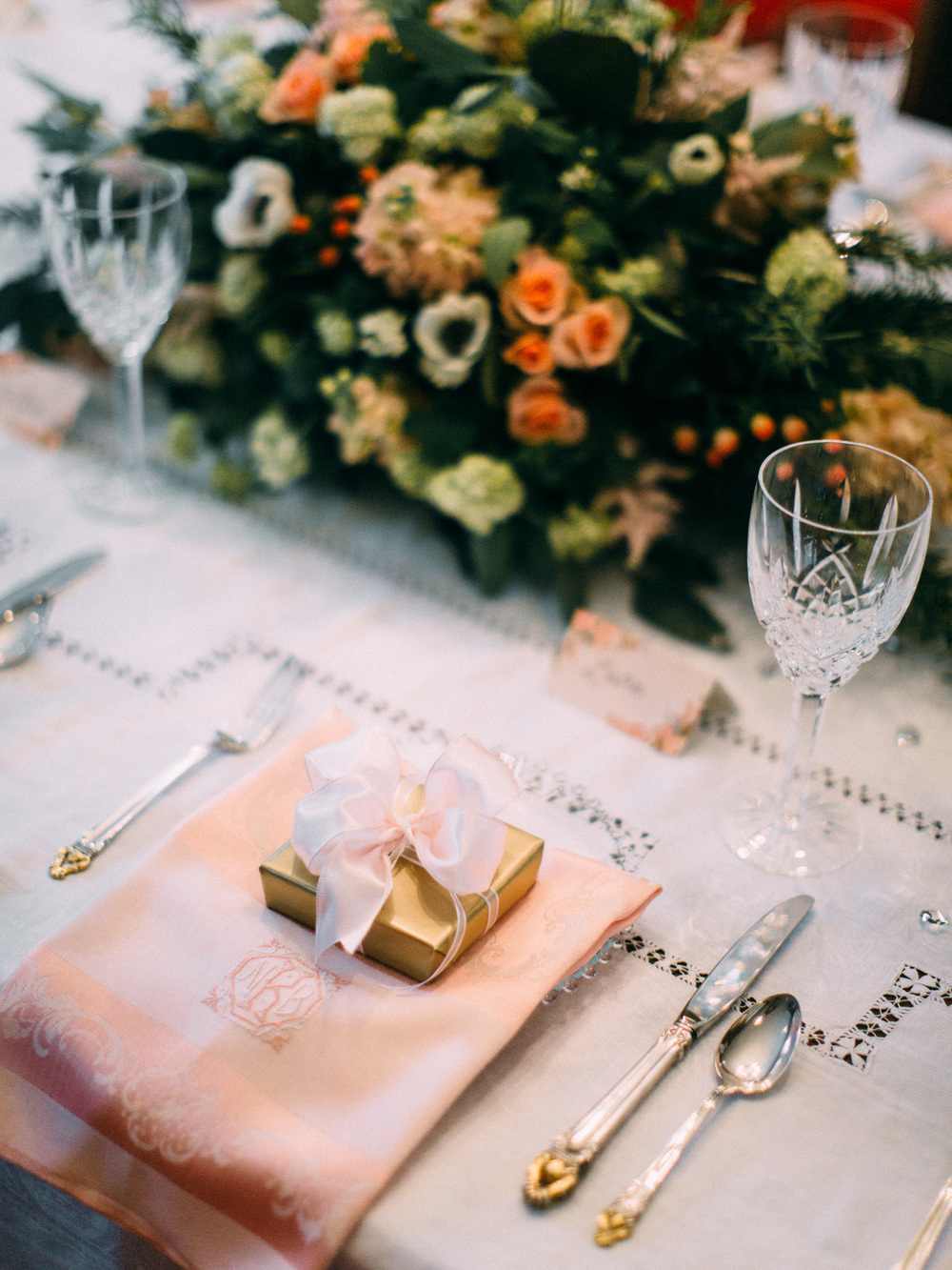 Letters Are Lovely | Wedding Brunch