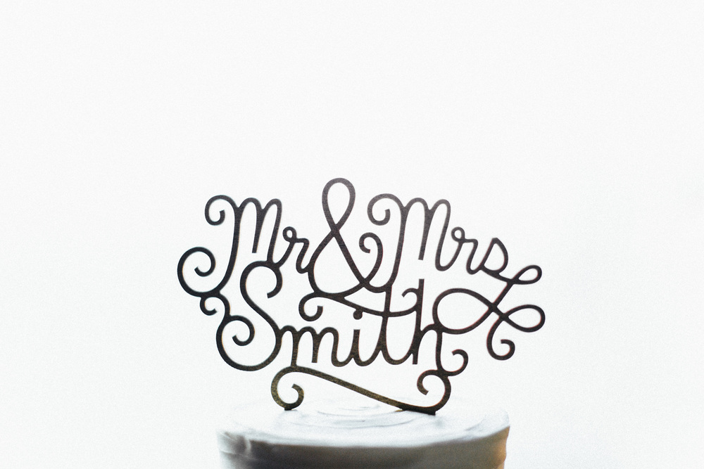 Letters Are Lovely | #Dalliesmith Wedding