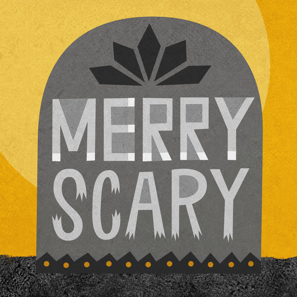 Letters Are Lovely | 13 Merry Scary