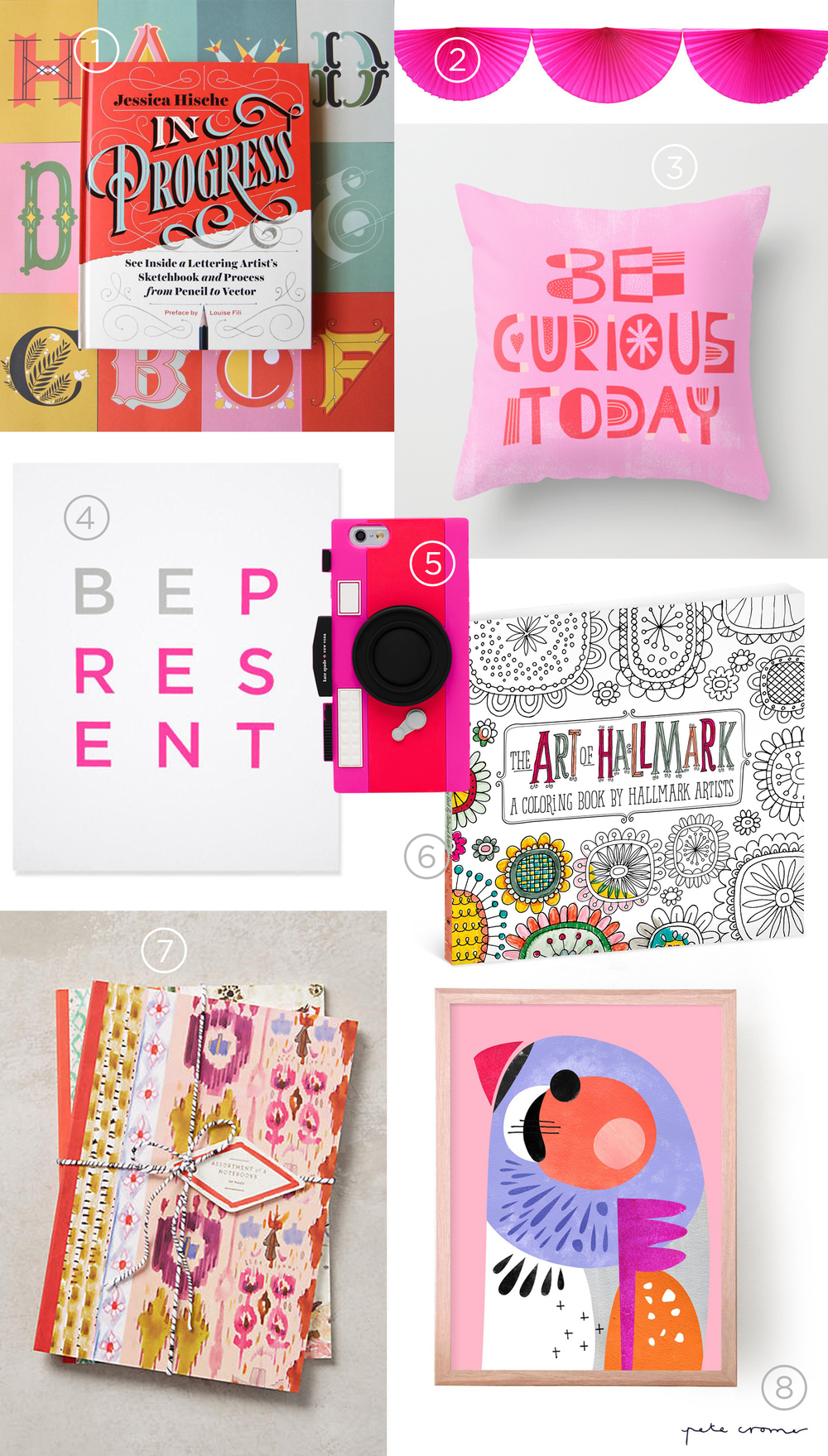 Letters Are Lovely | Gift Guide For Her