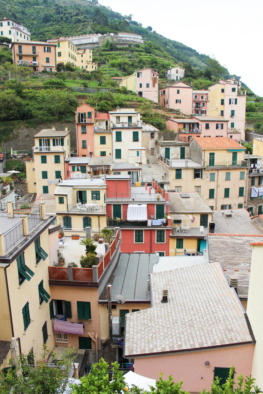 Letters Are Lovely | Riomaggiore, Cinque Terre