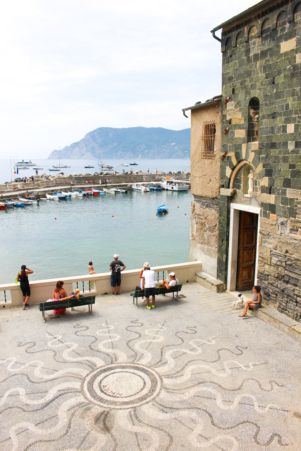Letters Are Lovely | Vernazza, Cinque Terre