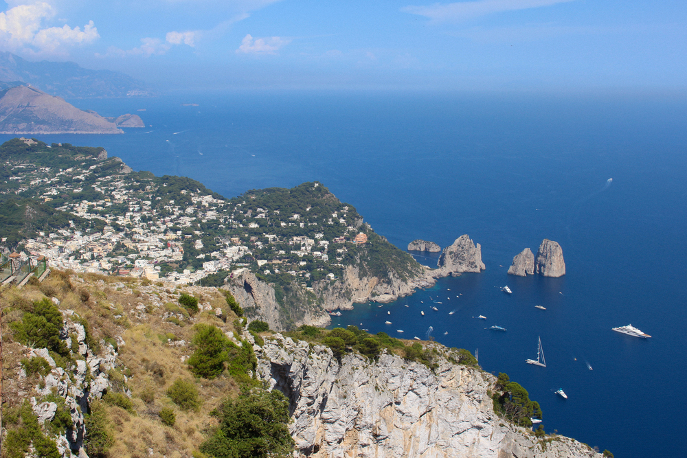 Letters Are Lovely | Capri, Italy
