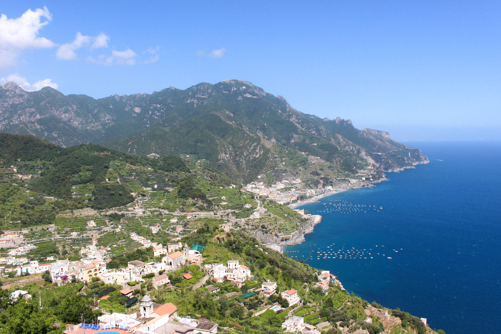 Letters Are Lovely | Amalfi, Positano and Ravello, Italy