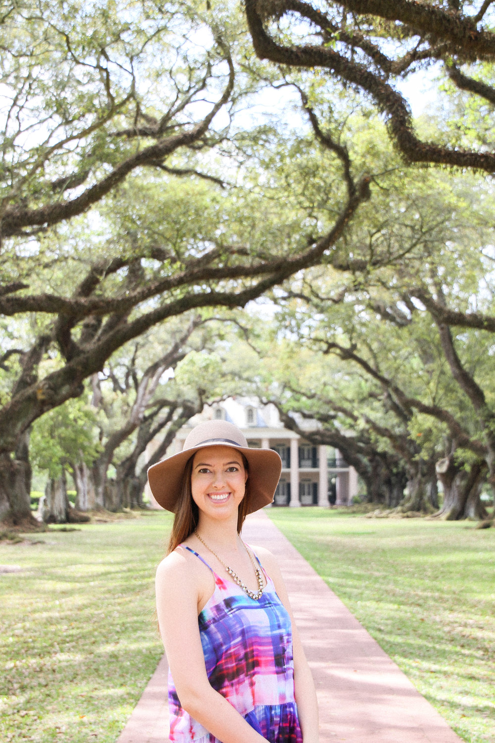 Letters Are Lovely | New Orleans: Oak Alley Plantation