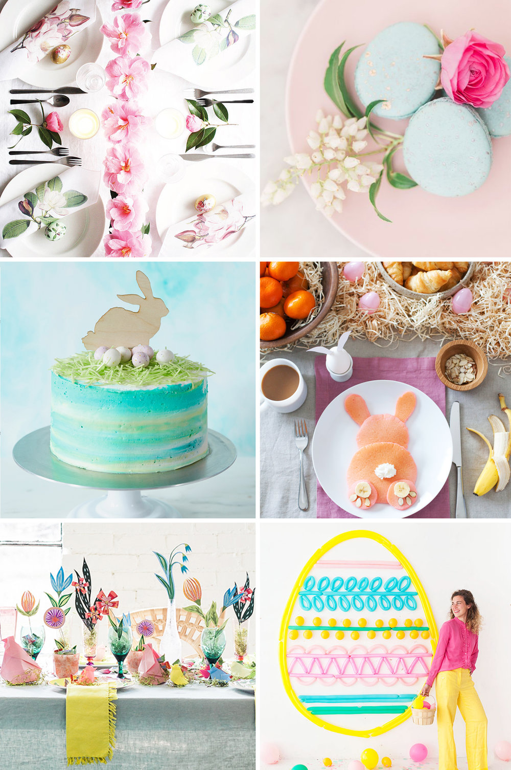 Letters Are Lovely | Easter Inspiration