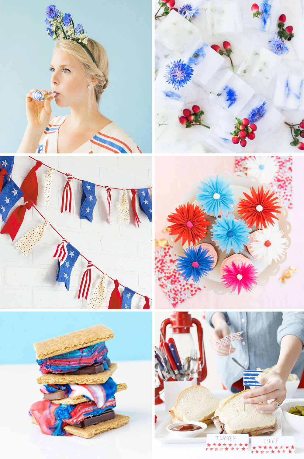 Letters Are Lovely | Fourth of July Inspiration