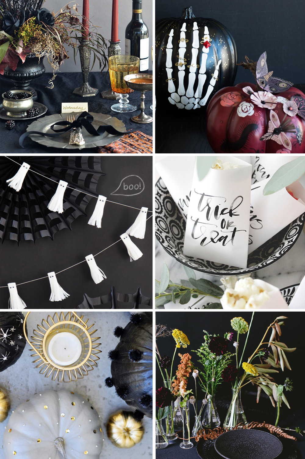Letters Are Lovely | Halloween Inspiration
