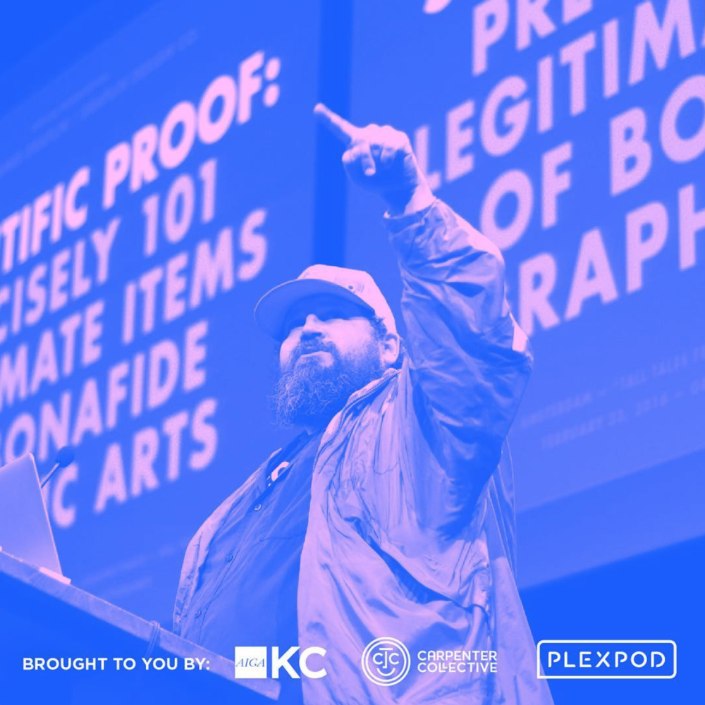 Letters Are Lovely | Draplin in KC
