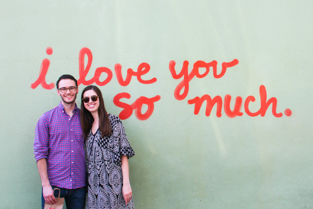 Letters Are Lovely | Austin Part One