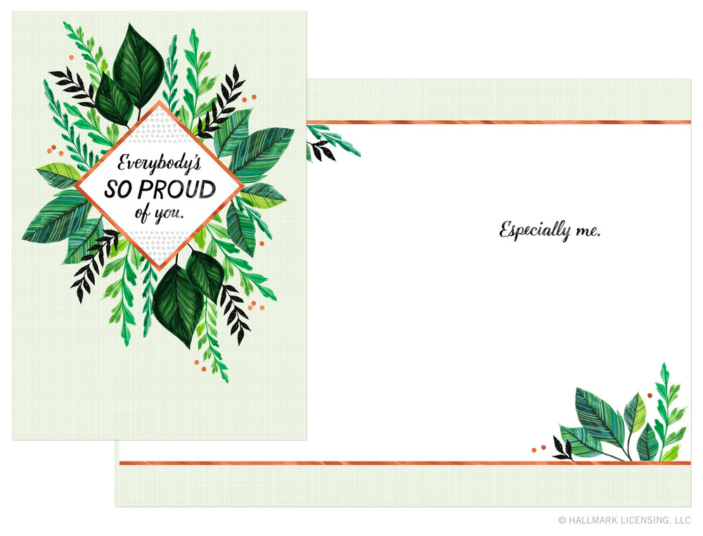 Letters Are Lovely | Good Times Cards for Hallmark