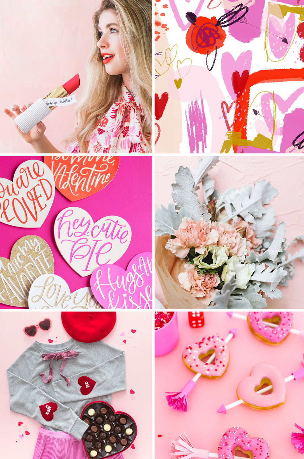 Letters Are Lovely | Valentine's Day Inspiration