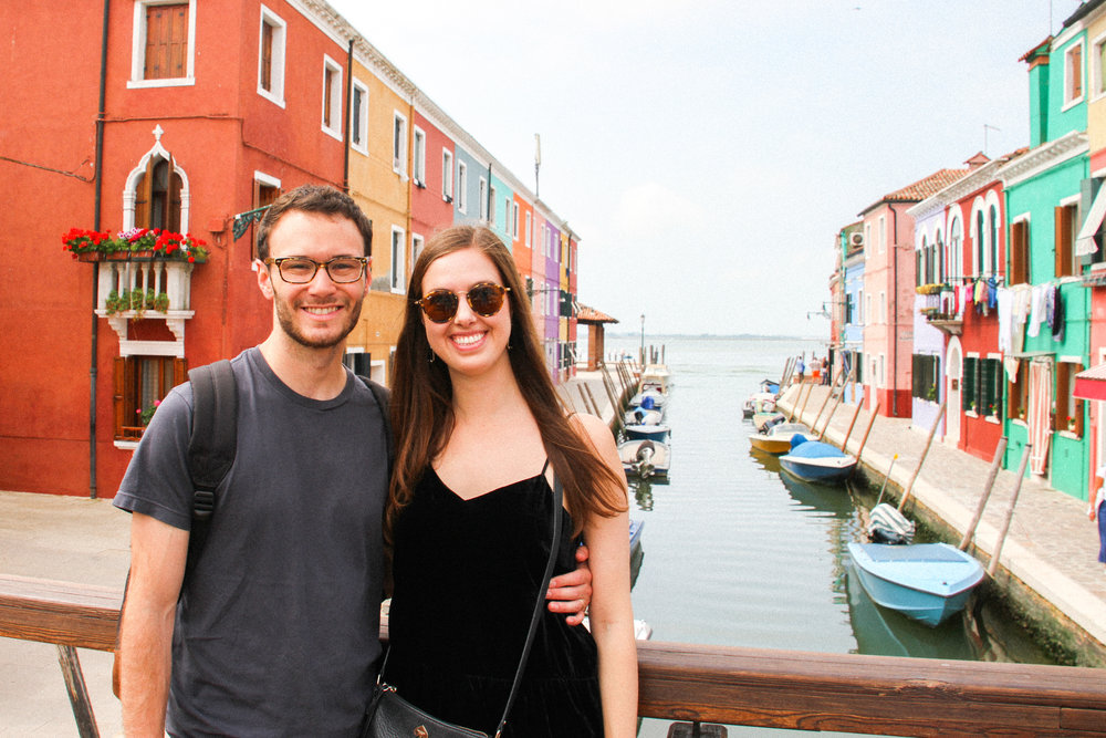 Letters Are Lovely | Venice Part One