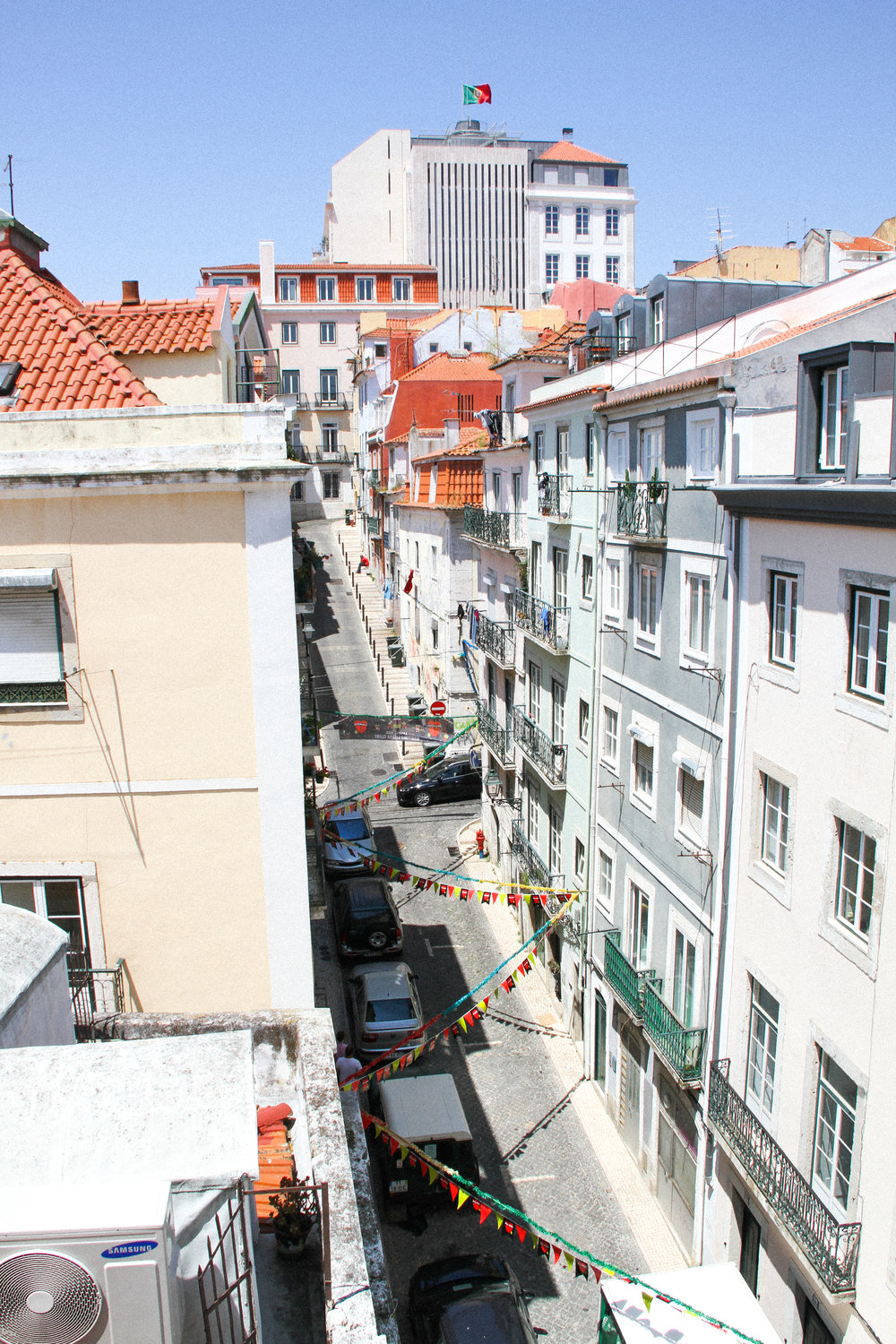Letters Are Lovely | Lisbon Part One