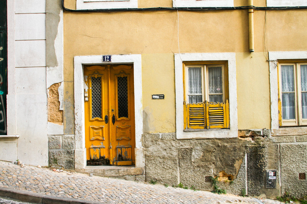Letters Are Lovely | Lisbon Part Two