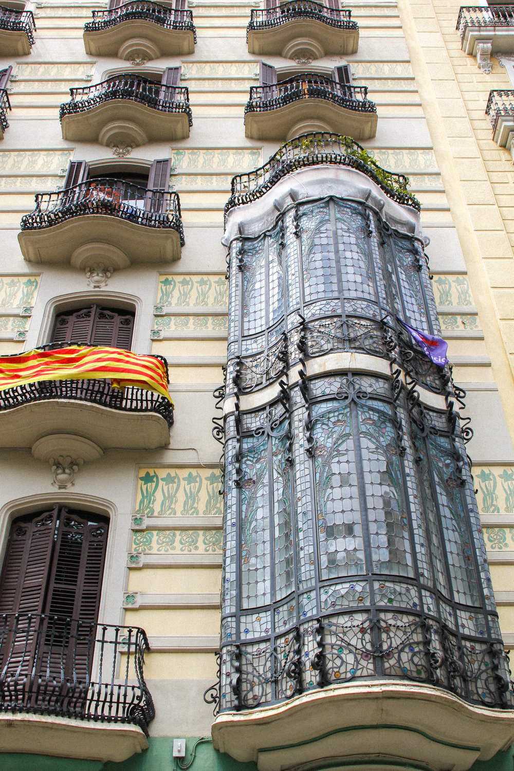 Letters Are Lovely | Barcelona Part One