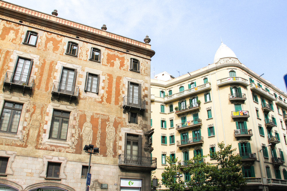 Letters Are Lovely | Barcelona Part Two