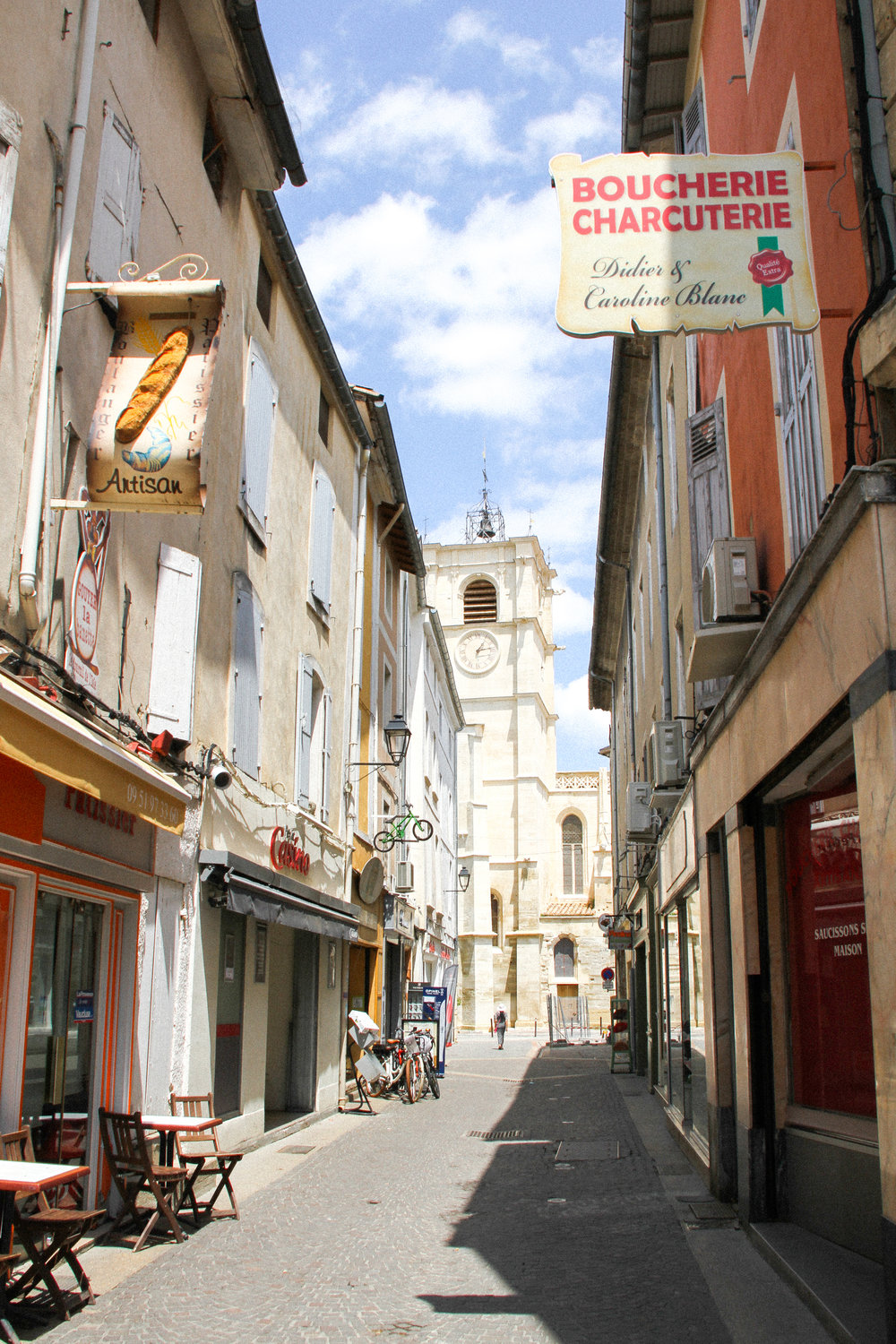 Letters Are Lovely | Southern France Part One