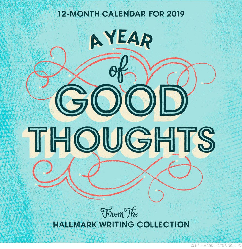 Letters Are Lovely | A Year of Good Thoughts Calendar