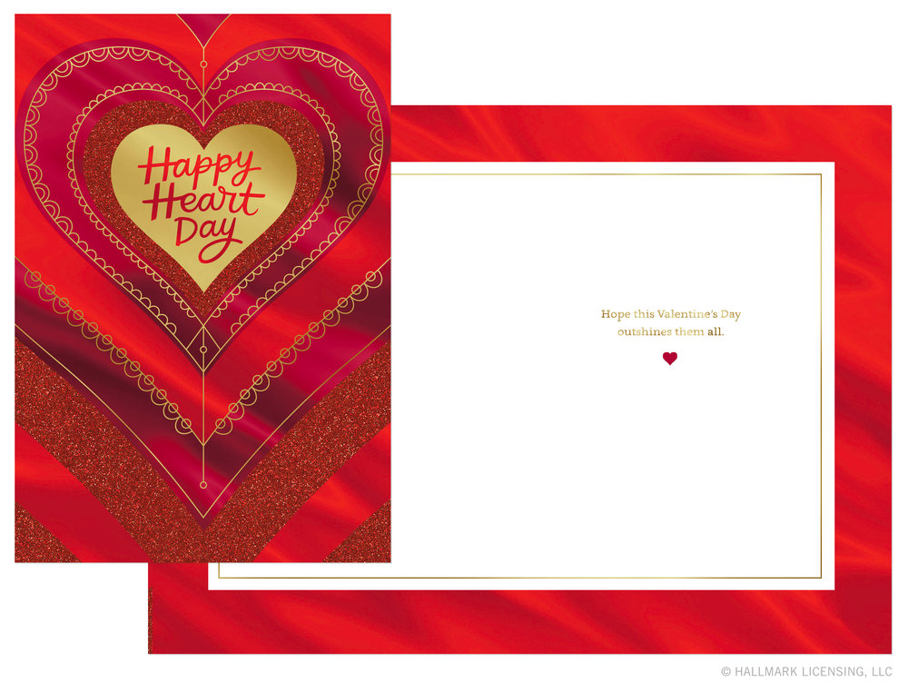Letters Are Lovely | Valentine's Day Cards for Hallmark