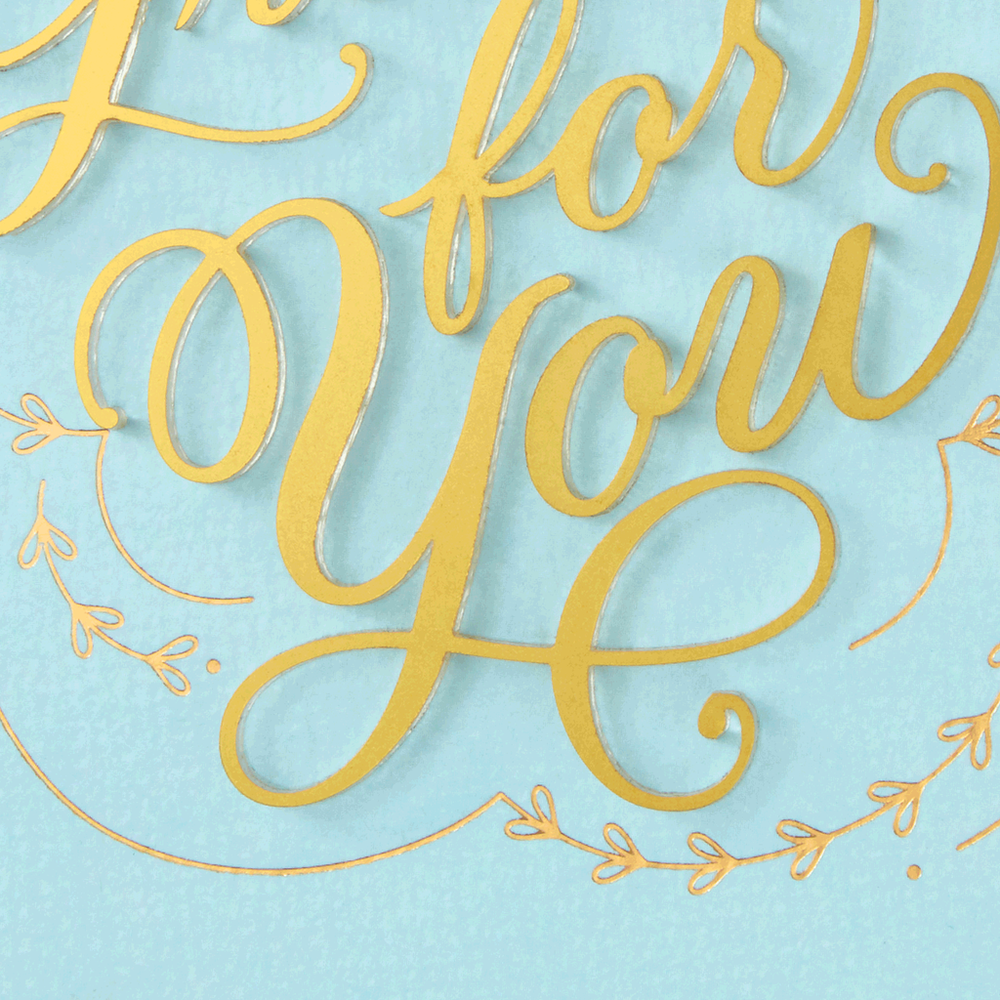 Letters Are Lovely | Hallmark Signature Mothers' Day Card