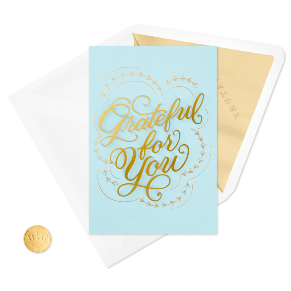 Letters Are Lovely | Hallmark Signature Mother's Day Card
