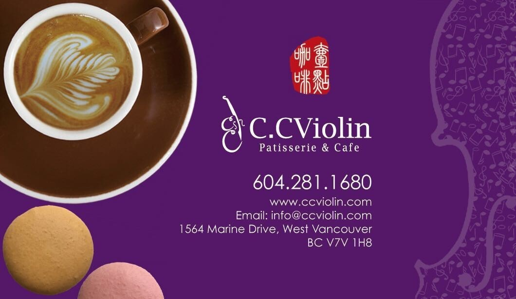 CC Violin Patisserie & Cafe
