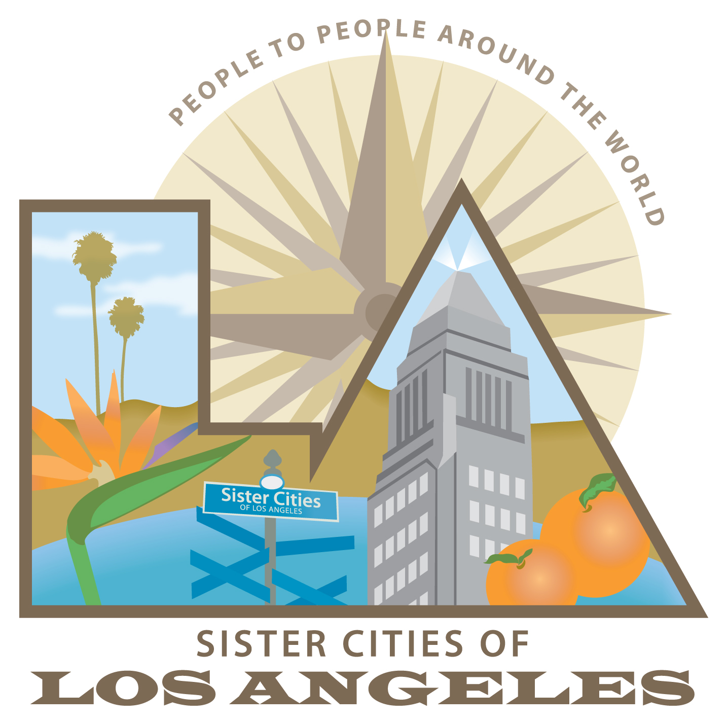 Sister Cities of Los Angeles