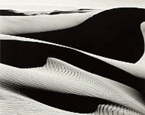 EDWARD WESTON SAND DUNES, OCEANO (BLACK DUNES) ) (1936)