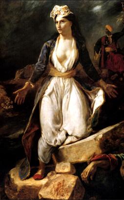 Delacroix-La Grece Sur les Ruines Missolonghi x.jpg