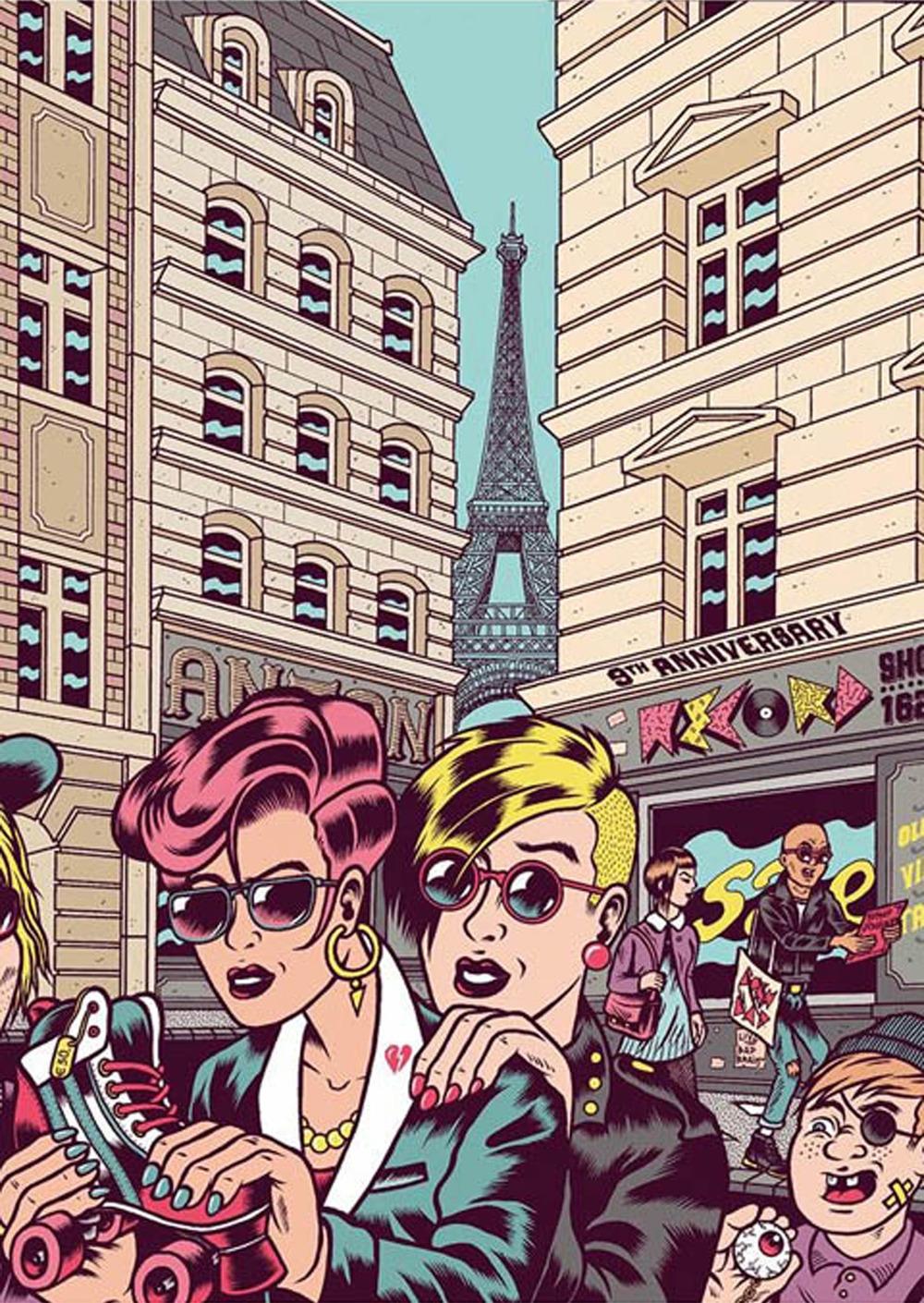 FREAK CITY CLIGNANCOURT, 2013