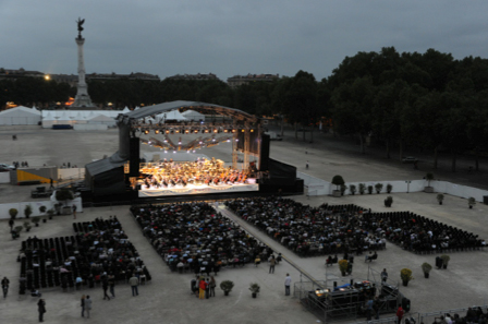 THE BORDEAUX MUSIC FESTIVAL
